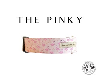 The Pinky : Flamingo Summer Dog Collar