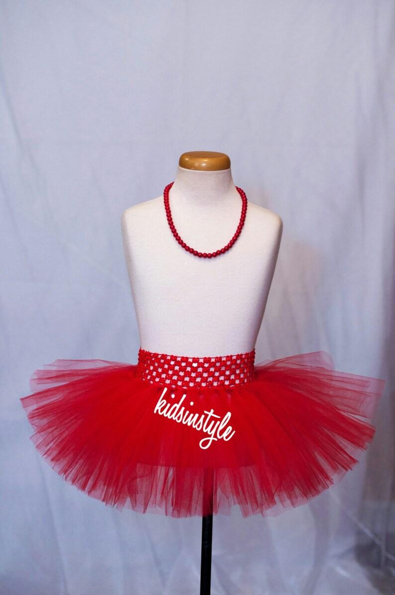 e928c8600 Rojo tutú, tutú del bebé, niño Tutu, niña Tutu, tutu falda, Navidad tutú,  tutú del día de San Valentín, faldas tutú, tutú de los niños, ...