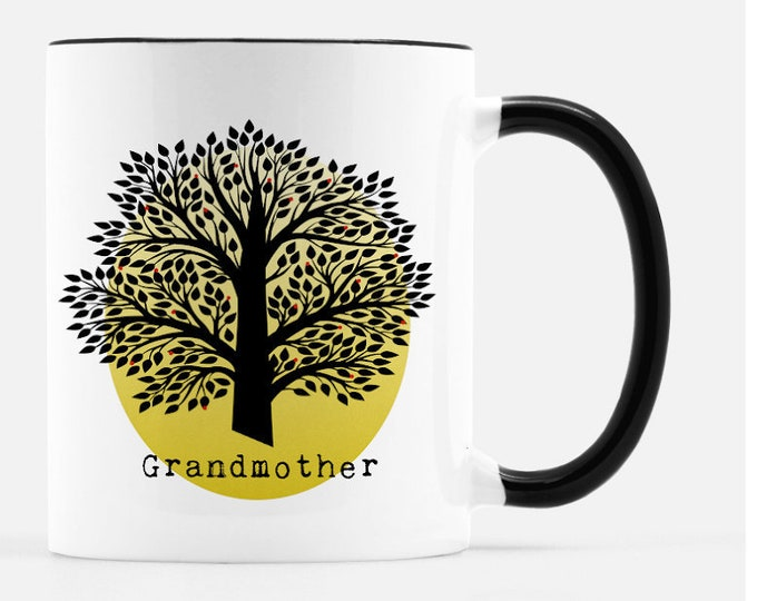 Show some Grandmother love on a beautiful mug