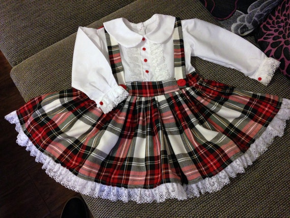 replicas discount up to 60% best supplier Baby, Girls Handmade Dress Stewart tartan Pinafore Style Petticoat  Dress,with bow,Party ,Christmas, Hogmany, 3 monthsTo 5 Years
