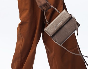 Create Your Own Leather Handbag by Karan Rai London - Choose your (1) Leather, (2) Linings and (3) Fittings From A Range Of Colours