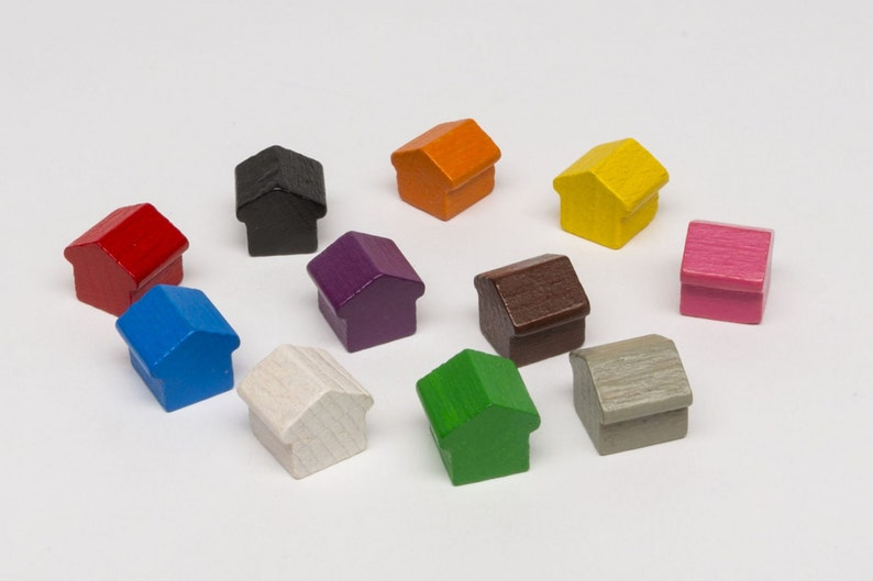Monopoly Häuser