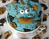 Cookie Monster Gourmet Edible Cookie Dough