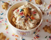 Teddy Graham Sprinkle Gourmet Edible Cookie Dough