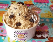 Oatmeal Raisin Gourmet Edible Cookie Dough