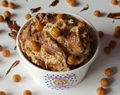 Caramel Nutella Gourmet Edible Cookie Dough