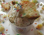 Birthday Cake Gourmet Edible Cookie Dough
