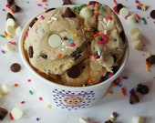 Gourmet Sprinkle Chip Edible Cookie Dough