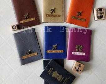 Passport covers - Set of 6
