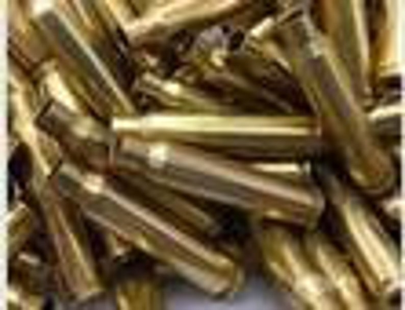 223 Brass / 1000 casings FREE SHIPPING  Cleaned and inspected image 0