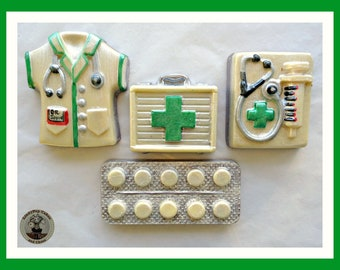 Doctor Gift Chocolates Medical Student Medicine Hospital First Aid Fun Edible For Consultant Paediatrician Man Woman Novelty