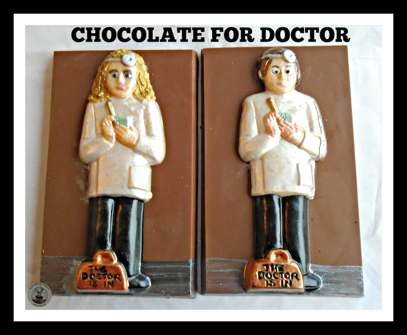 Doctor Gift Chocolate For Medical Student GP