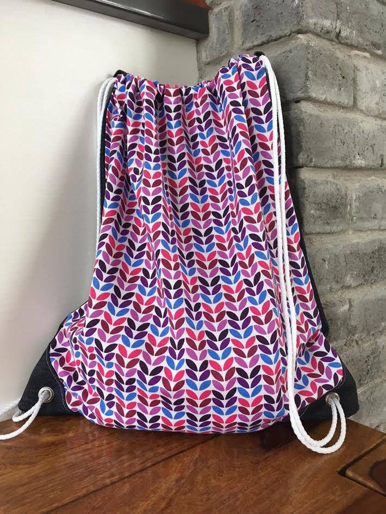 7a054287ec15 Sports bag school bag shoes bag tote bag drawstring