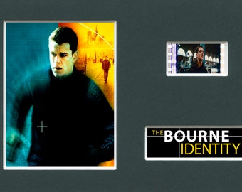The Bourne Identity - Single Cell Collectable