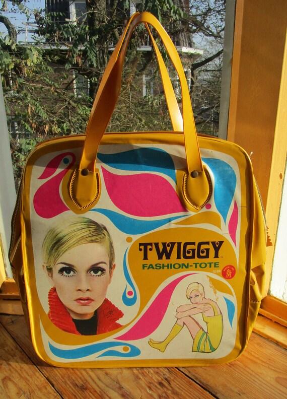 Twiggy fashion tote  / twiggy bag / tas / tasche /