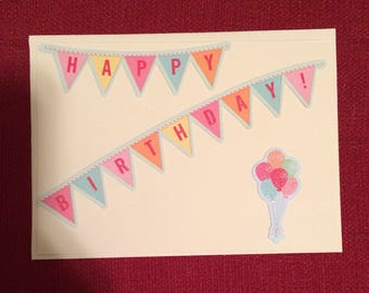 Handmade Birthday greeting cards