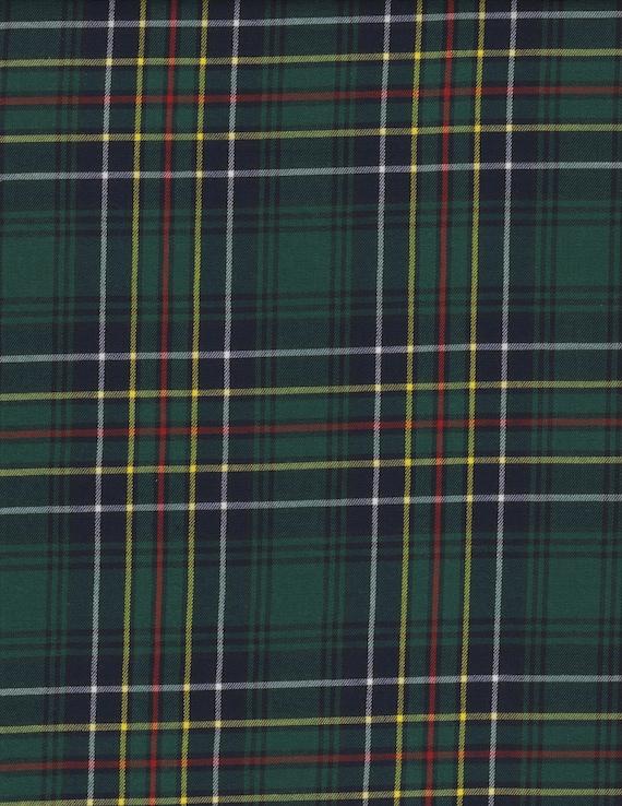 image 0 - Christmas Plaid Fabric