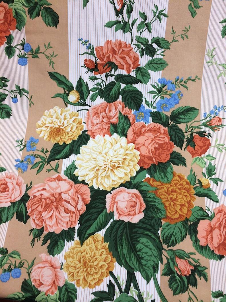 san francisco Printed Fabric Panel Make A Cushion Upholstery Craft