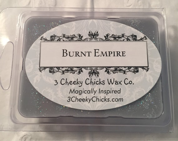 Burnt Empire Wax Melts