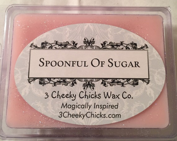 Spoonful Of Sugar Wax Melts