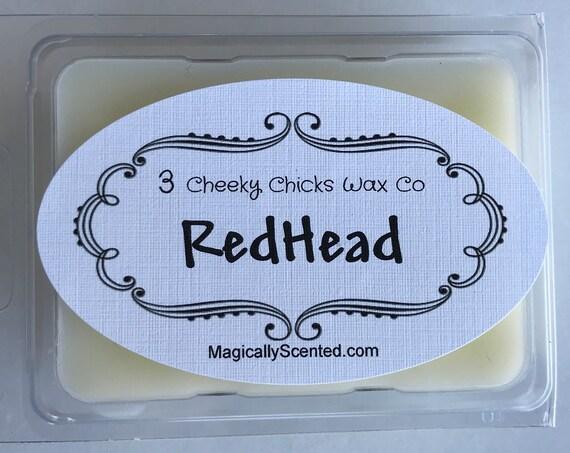 Redhead Wax Melt