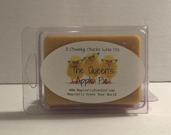 The Queens Apple Pie Wax Melt