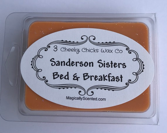 Sanderson Sisters Bed & Breakfast Wax Melts