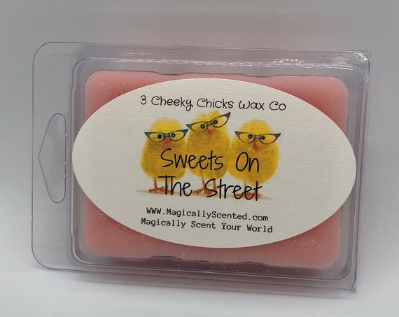 Sweets On The Street Wax Melts