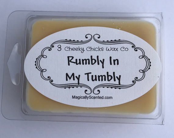 Rumbly In My Tumbly Wax Melts