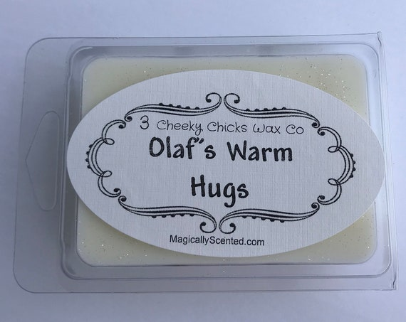 Olaf's Warm Hugs Wax Melts
