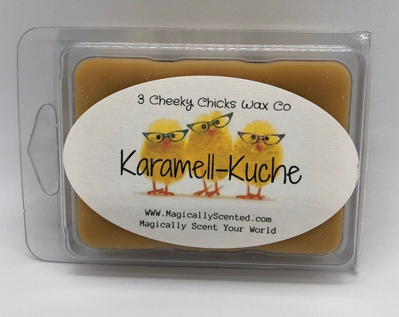 Karamell Kuche Wax Melts