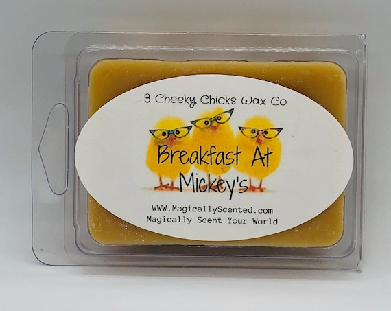 Breakfast At Mickey's Wax Melts