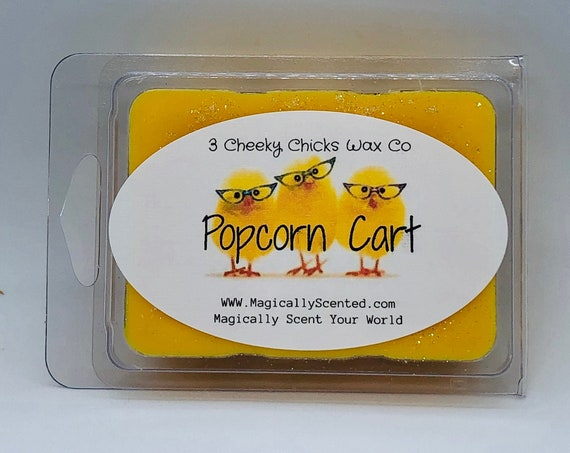 Popcorn Cart Wax Melts