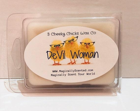 DeVil Woman Wax Melts