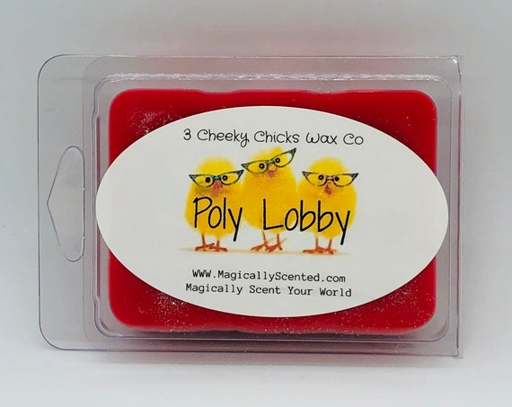 Poly Lobby Wax Melts