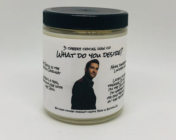 What Do You Desire? Candle