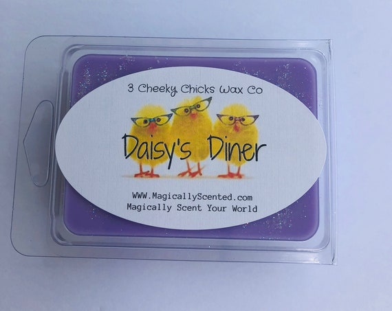 Daisy's Diner Wax Melts