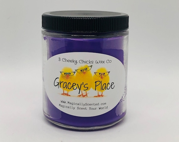 Gracey's Place Candle