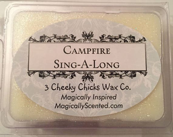 Campfire Sing-A-Long Wax Melt