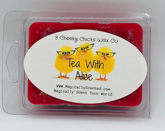 Tea With Alice Wax Melts