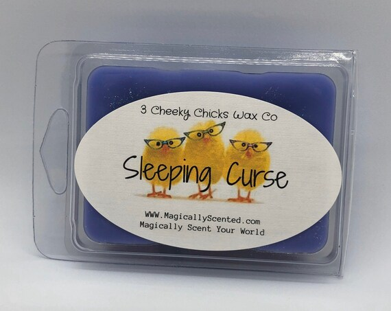 Sleeping Curse Wax Melts