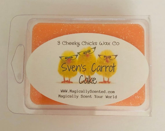 Sven's Carrot Cake Wax Melt