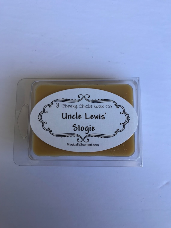 Uncle Lewis' Stogie Wax Melt