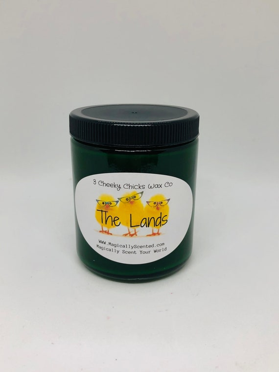 The Lands Candle