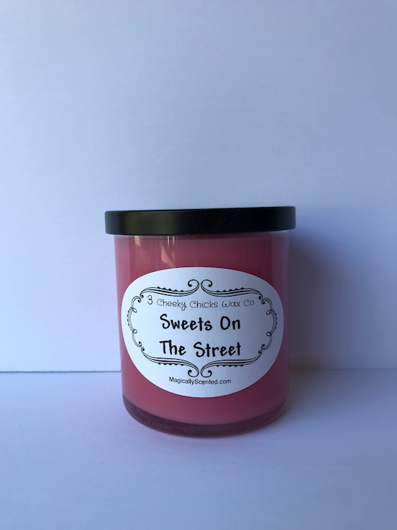 Sweets On The Street Candle