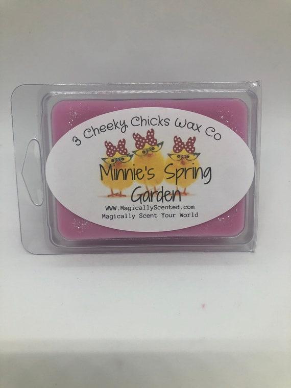 Minnie's Spring Garden Wax Melts