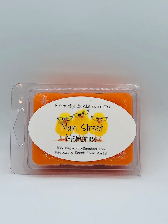 Main Street Memories Wax Melts