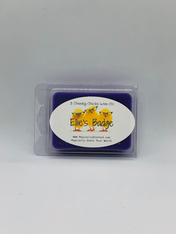 Ellie's Badge Wax Melts