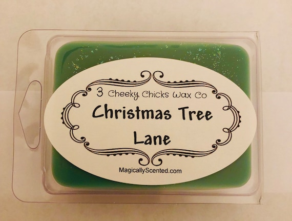 Christmas Tree Lane Wax Melts