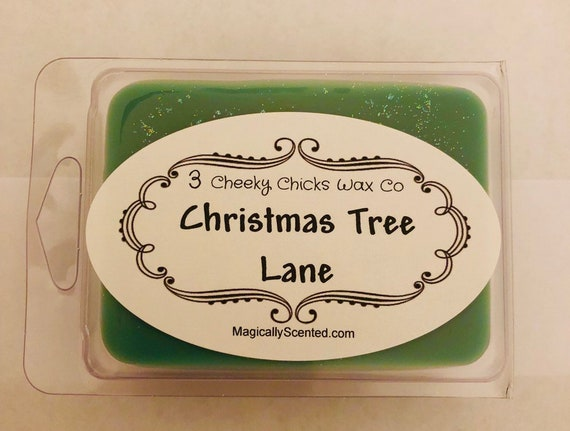 Christmas Tree Lane Wax Melts, Home Fragrance